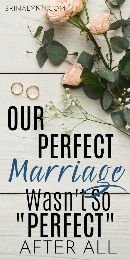Our Perfect Marriage Wasn't So Perfect After All
