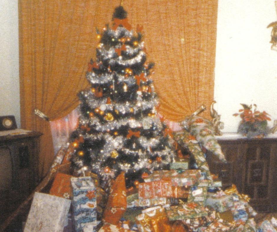 Granny's Christmas Tree