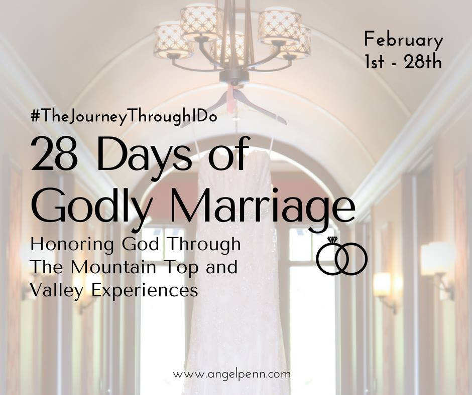28 Days of Godly Marriage