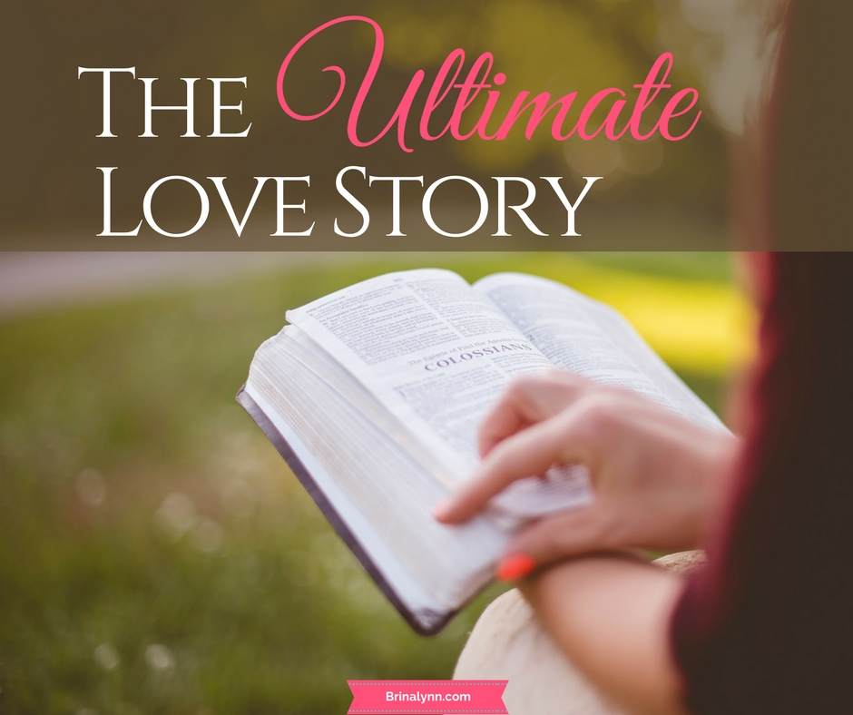 The Ultimate Love Story ~ John 3:16