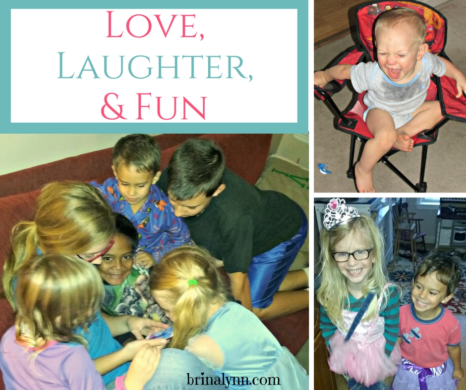 Love, Laughter, & Fun