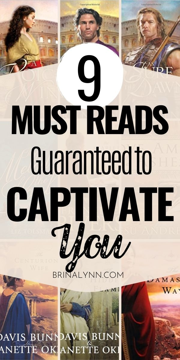 9 Must-reads that will Captivate & Inspire You!