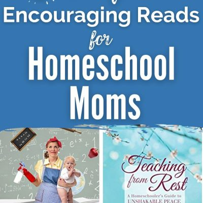 2 Encouraging Reads for The Homeschooling Mom