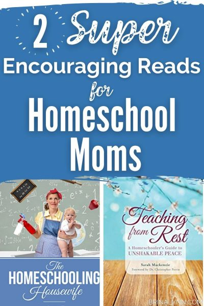Encouraging Reads for the Homeschooling Mom