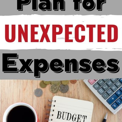 Best Budgeting Advice Ever | Planning for Irregularly Occurring Expenses