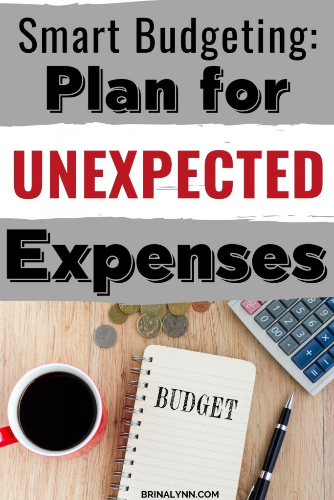 Budgeting Tip: Plan for Unexpected Expenses