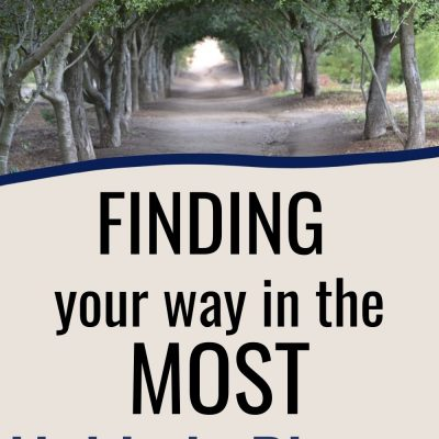 Finding Your Way in the Most Unlikely Places — Like a Graveyard