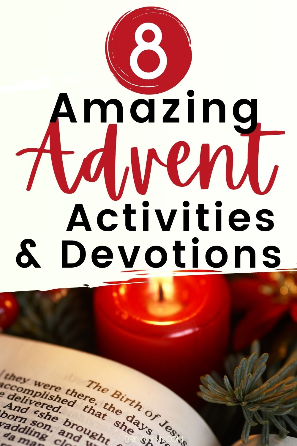 8 Awesome Advent Activities & Devotions