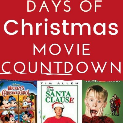 25 Days of Christmas Movies Countdown