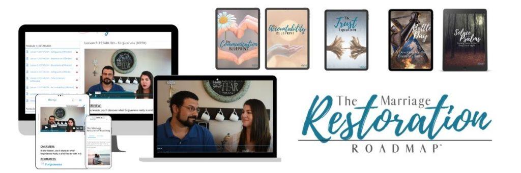 The Marriage Restoration Roadmap Program Contents