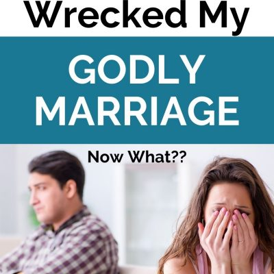 Pornography Wrecked my Godly Marriage, Now What?