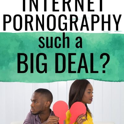 Internet Pornography: What is the Big Deal?