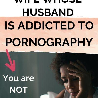 Dear Wife of a Sex Addict