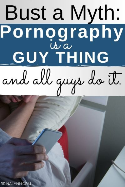 Pornography is a Guy Thing & All Guys Do It